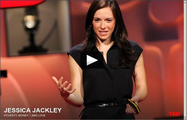 Jessica Jackley: Pobreza, dinheiro — e amor