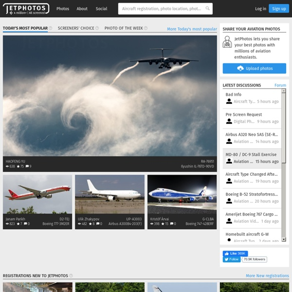 JetPhotos.Net - The Friendly Way to Fly!