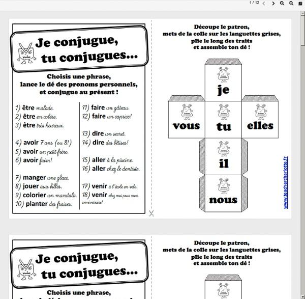Jeu du dé de la conjugaison.pdf