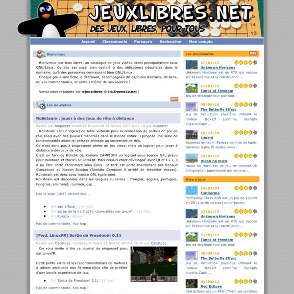 Jeux libres . net : game : Fish Fillets NG