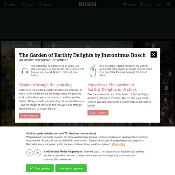 Jheronimus Bosch - The Garden of Earthly Delights