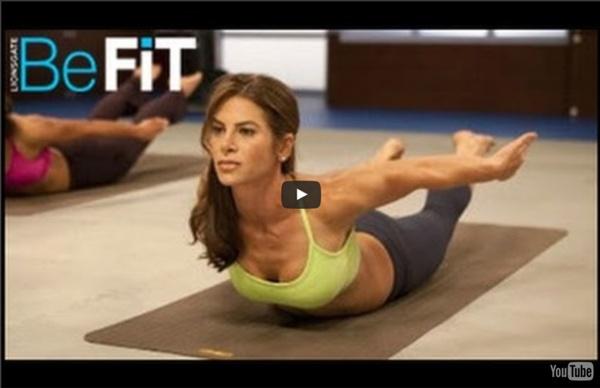 Jillian Michaels: Yoga Meltdown Level 1