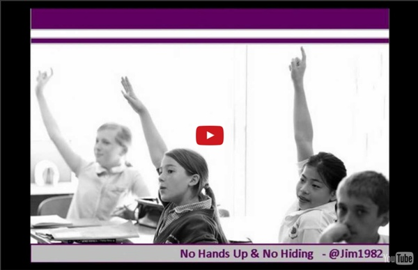Jim Smith - No Hands Up & No Hiding