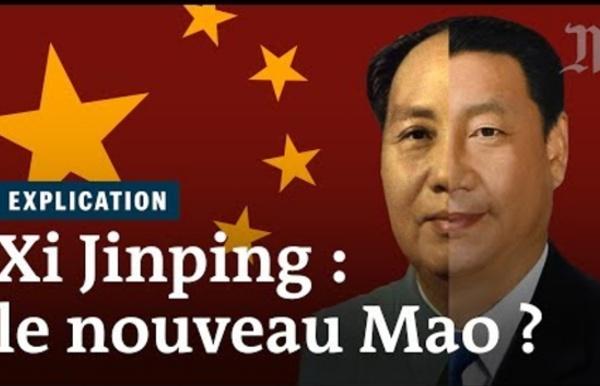 (677) Chine : Xi Jinping est-il lenouveau Mao ?