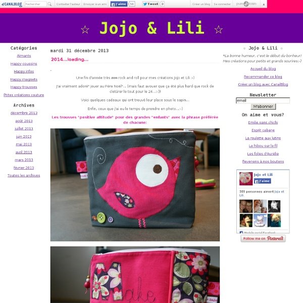 ☆ Jojo & Lili ☆