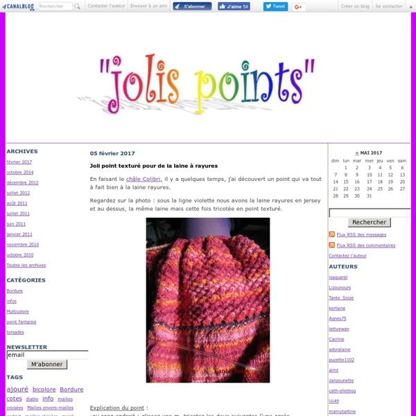Jolis points