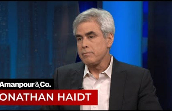 Jonathan Haidt Explains How Social Media Drives Polarization