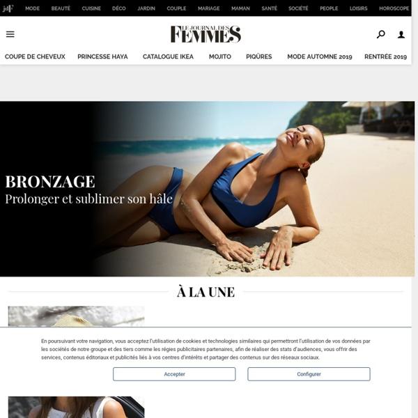 Femme : Le Journal des Femmes, magazine féminin...