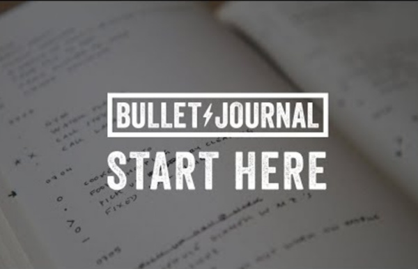 Bullet Journal Updated Overview