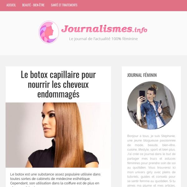 Journalismes.info - Le web observatoire du journalisme sur Internet