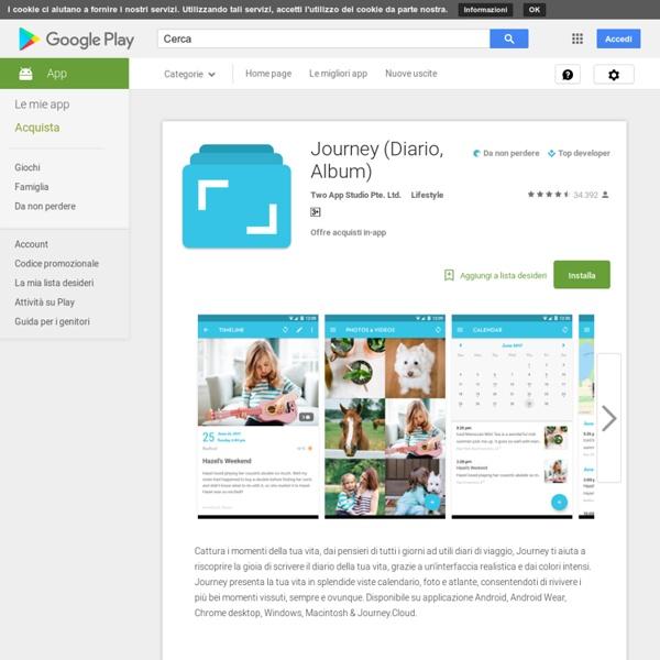 Journey (Journal, Diary) - Aplicaciones de Android en Google Play