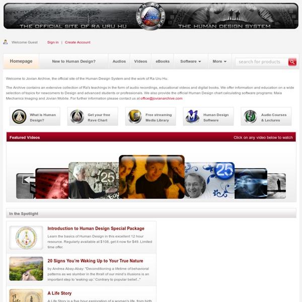 Jovian Archive