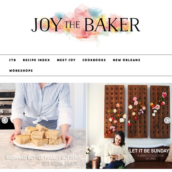 Joy the Baker —