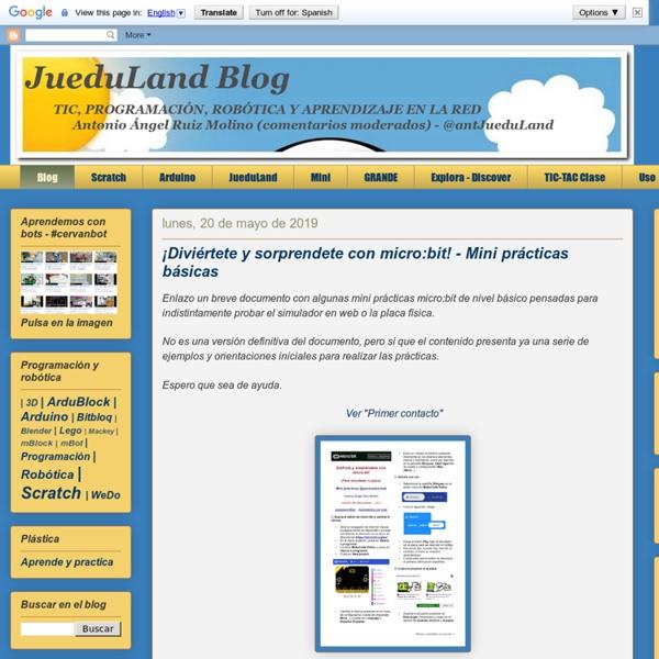 JueduLand Blog