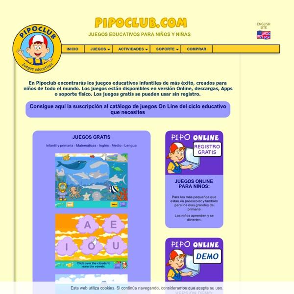 Juegos para niños y para niñas