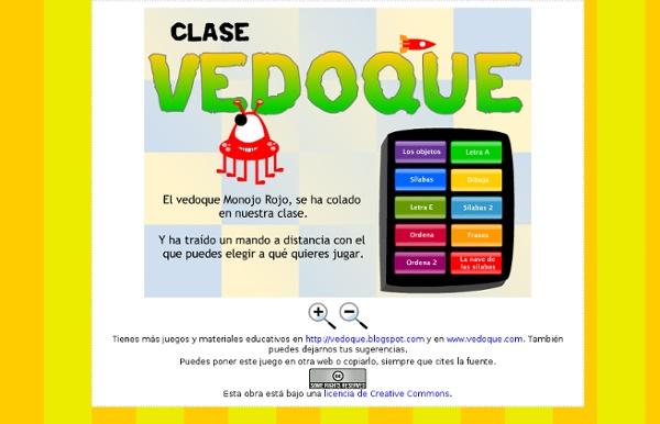 Clase.swf - Juegos Educativos Vedoque