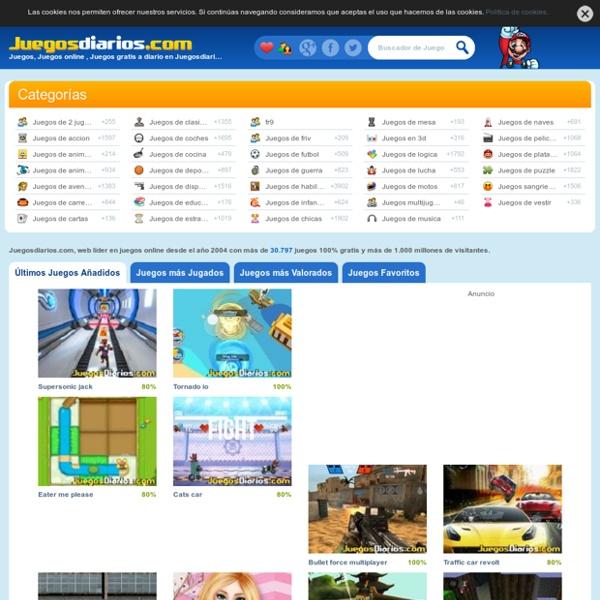 juegos gratis on line
