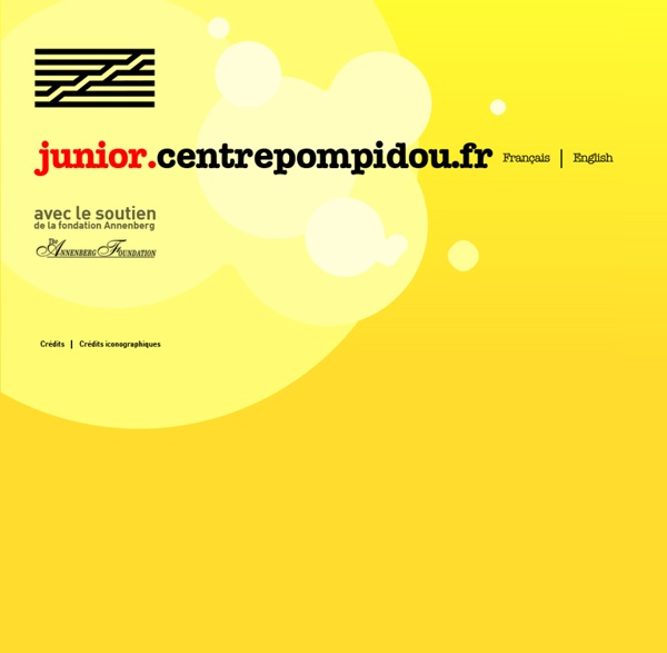 Junior Centre Pompidou