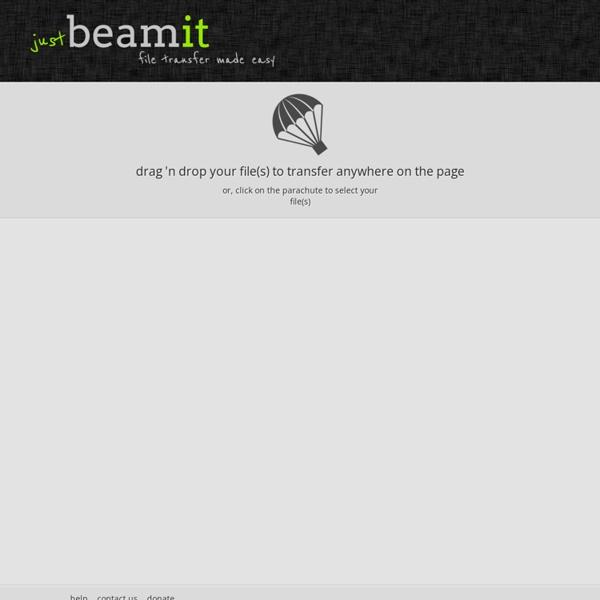 Justbeamit.com