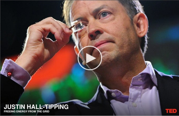 Justin Hall-Tipping: Freeing energy from the grid