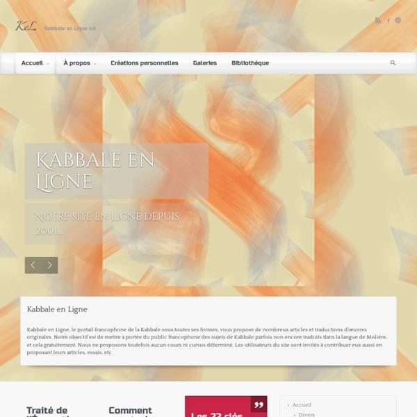 KeL – Kabbale en Ligne
