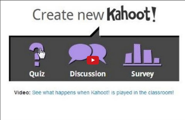 Kahoot - quiz tra LIM e tablet