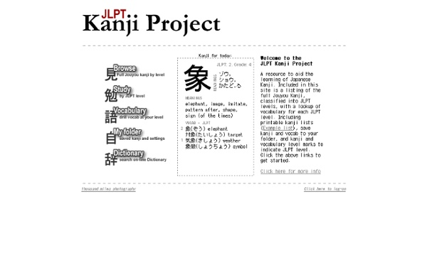 How to Learn the Kanji Quickly and Easily