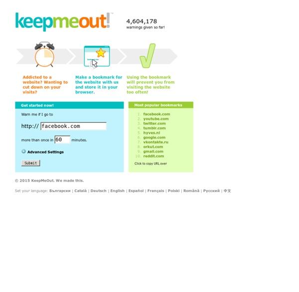 KeepMeOut