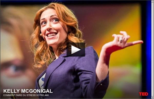 Kelly McGonigal: Comment faire du stress votre ami