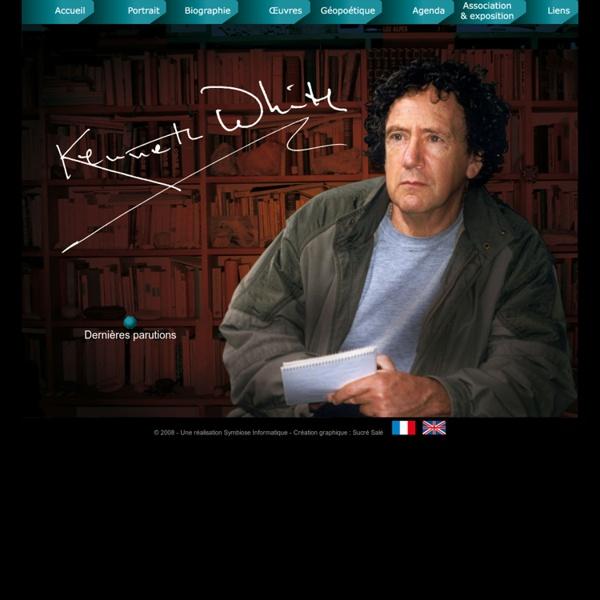 Kenneth White - Accueil