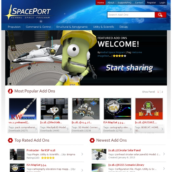 Kerbal SpacePort