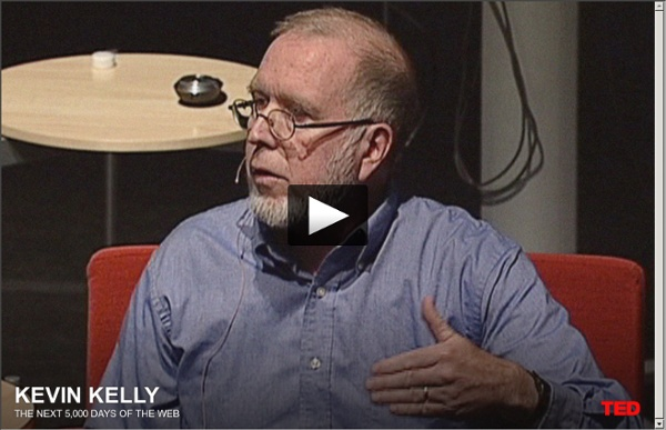 Kevin Kelly on the next 5,000 days of the web
