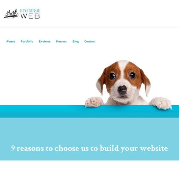 Washington DC Web Design Company
