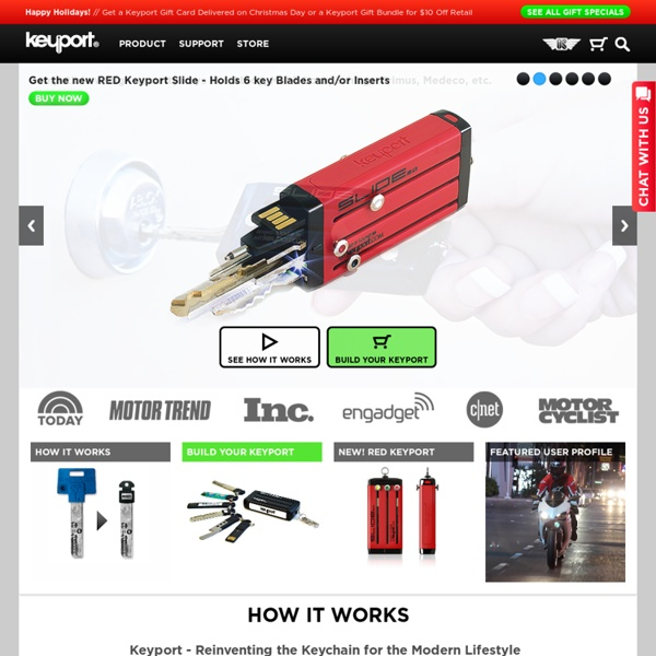 Keyport Store - Slides, Blades and Accessories