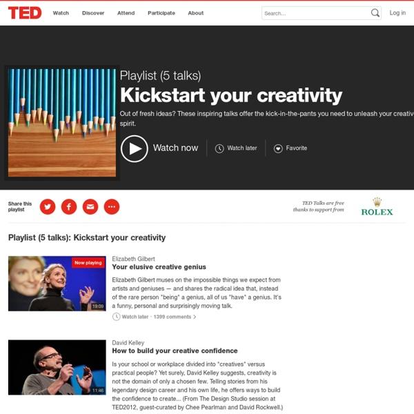 Kickstart your creativity