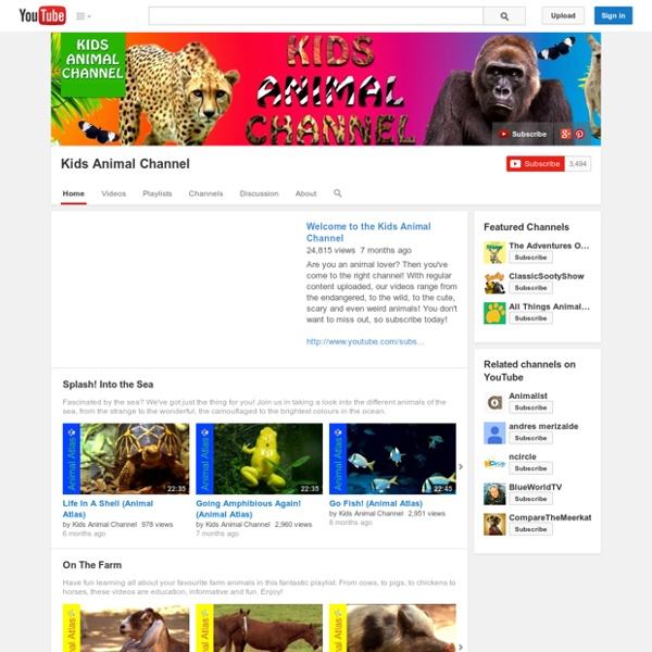 Kids Animal Channel