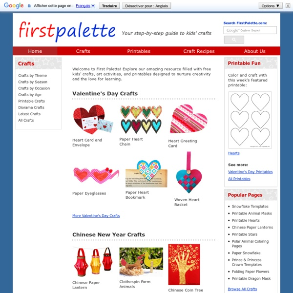FirstPalette.com