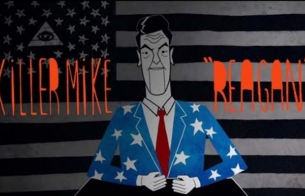 "Killer Mike - ""Reagan"""