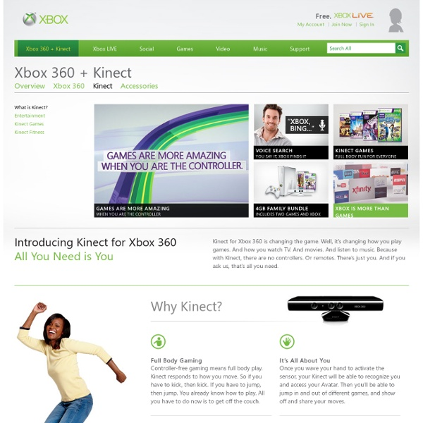 Kinect Effect
