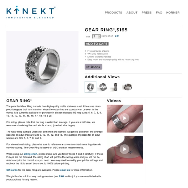 Www Kinektdesign Com Product Gear Ring Php