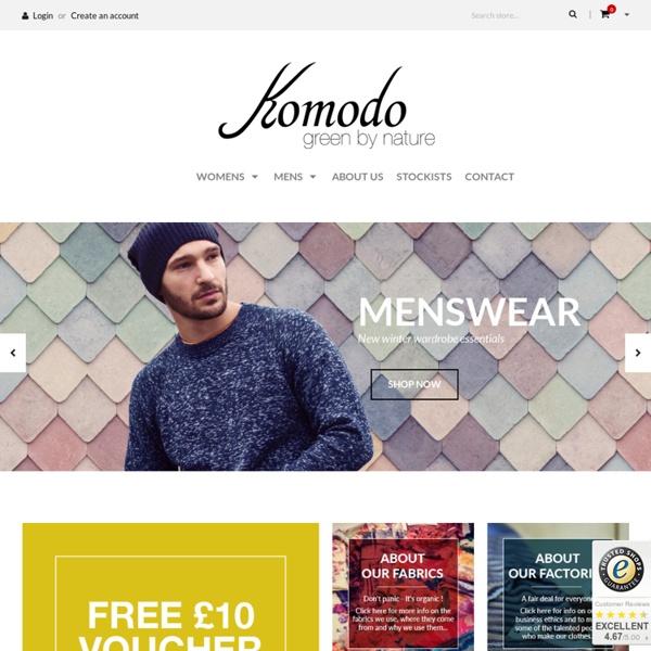 Komodo Fashion