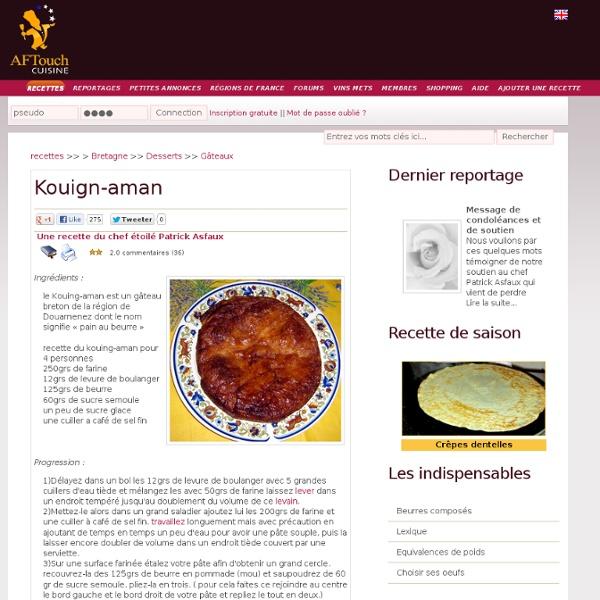 Kouign-aman