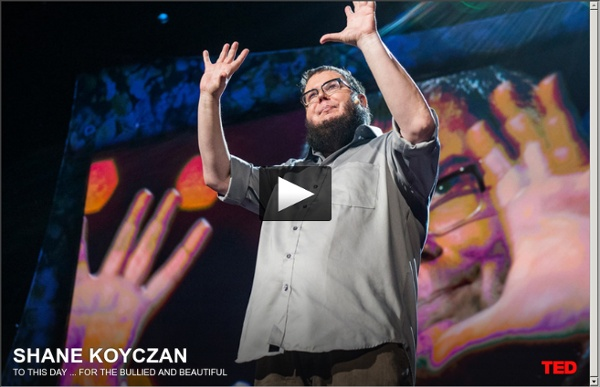 "Shane Koyczan: ""To This Day"" ... for the bullied and beautiful"