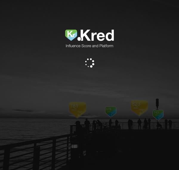 Kred - Measurable Influence