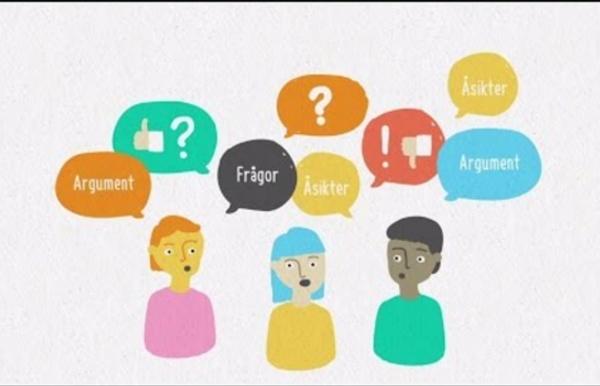 Förstå kunskapskraven: Att föra en diskussion framåt i fysik