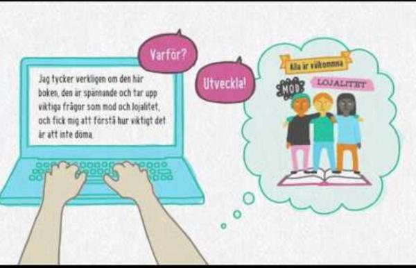 Förstå kunskapskraven: Att utveckla ett resonemang i svenska