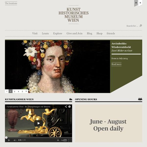 Vienne : Kunsthistorisches Museum