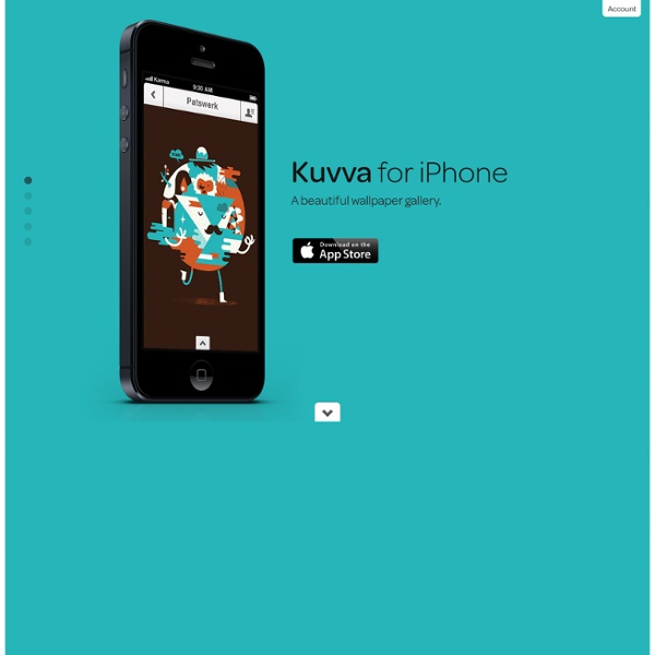 Kuvva wallpapers for iPhone and Mac