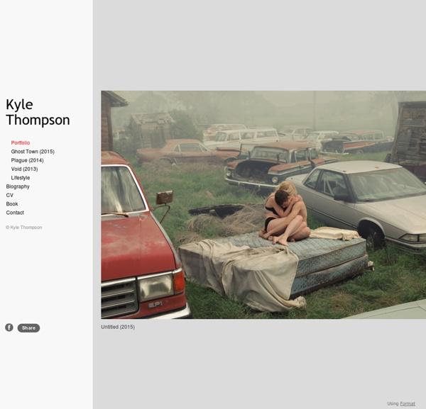 Kyle Thompson - Portfolio