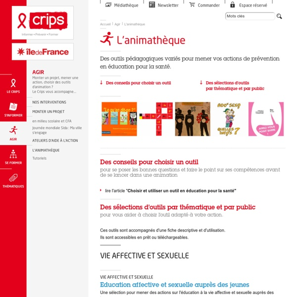 Crips Ile-de-France